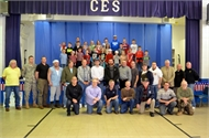 Veteran's Day Program at Campbellsburg Elementary