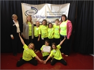 New Castle Elementary Energy Team Garners National Recognition