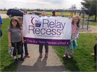 Eastern Elementary:  Recess Relay