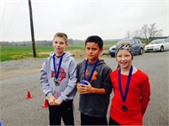 5K Turkey Trot at Eastern Elementary a Success!!!