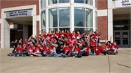 New Castle 5th Graders visit the University of Louisville