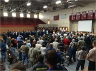 Veteran's Day Program at HCHS