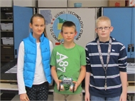 Robotics Winners