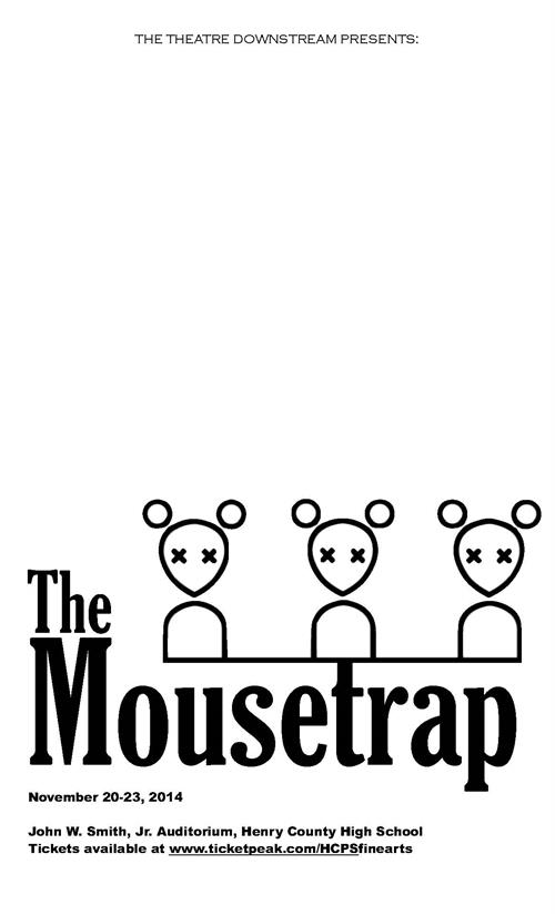 Hchs Theatre Department Presents The Mousetrap New Castle Elementary