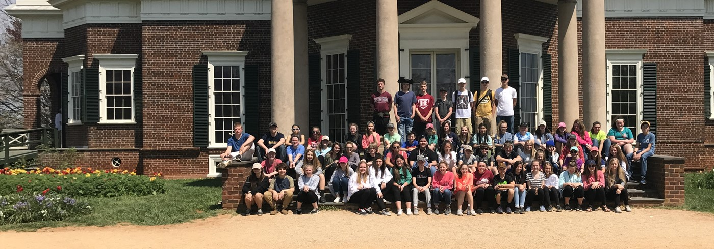Jr. Beta at Monticello